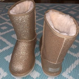 Uggs Classic Short Glitter Boot